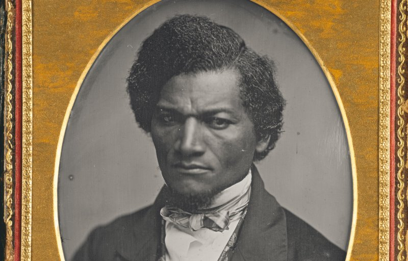 Happy 200th Frederick Douglass - one of the greatest of all Americans