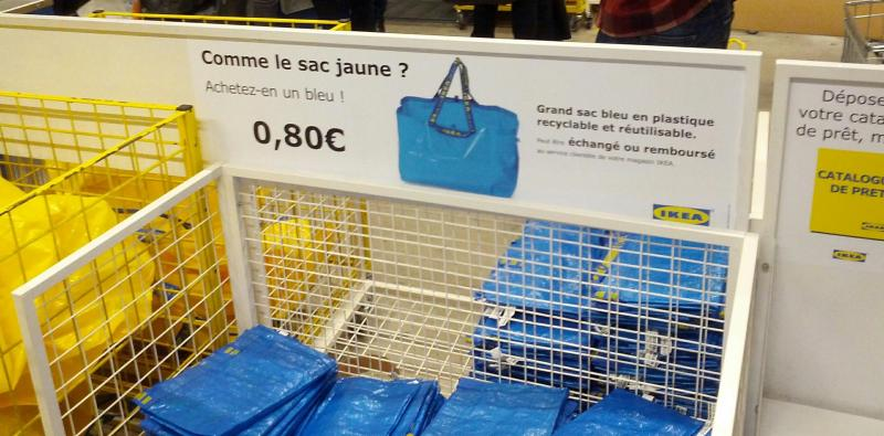 """Dear @IKEA: this is not the translation of """"[Do you] Like the yellow bag?"""""""