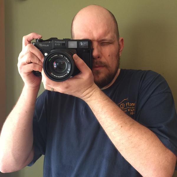 I got this giant camera today. Can't wait to try it out.