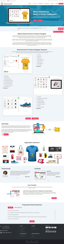 WooCommerce Product Designer, WordPress Web-to-Print Solutions
