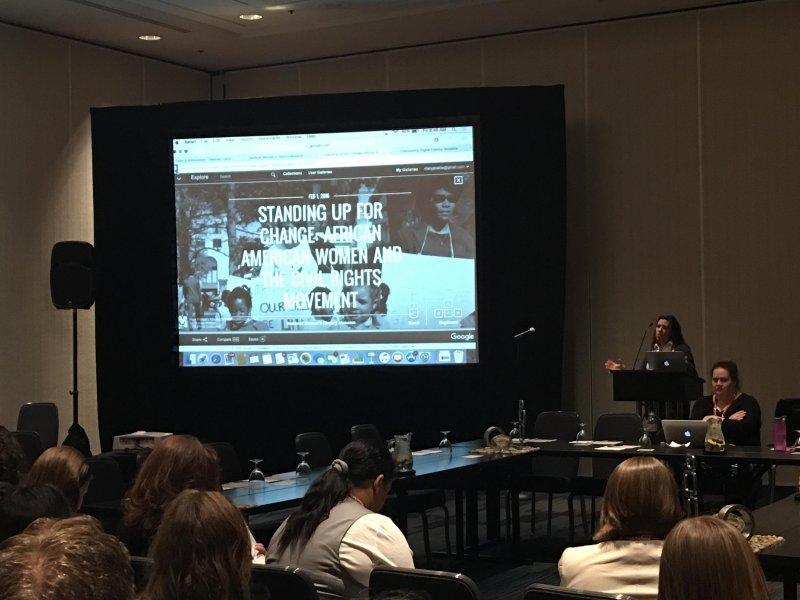 "Collaboration in digital spaces: ""Born Digital"" exhibits"