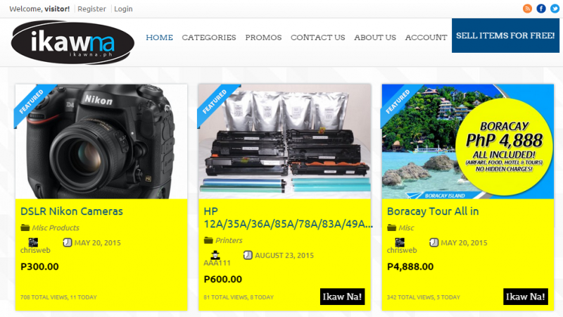 Why IkawNa.ph is Consider as the Best Classified Site in the Philippines
