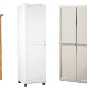 Thumbnail for Best Free Standing Broom Closet - Cabinet Reviews