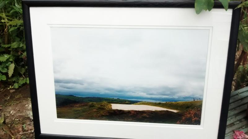 Outframed in #Ripley made a beautiful job of my photo. http://outframed.co.uk/