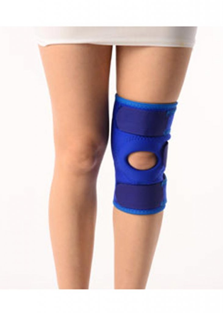 Vissco Neoprene Knee Support with Velcro