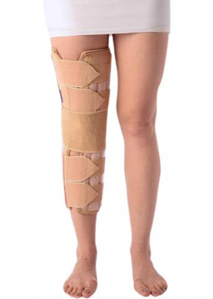 Vissco Knee Brace Long Type