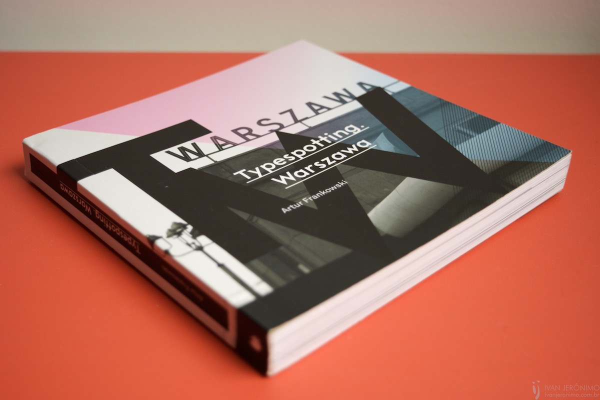 Livro Typespotting. Warszawa