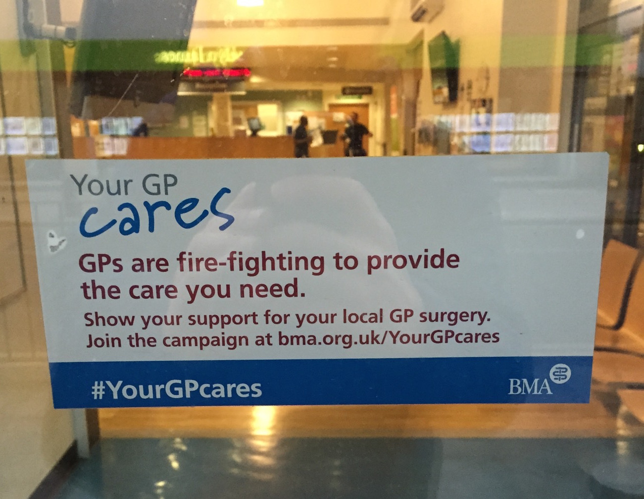 Your GP Cares
