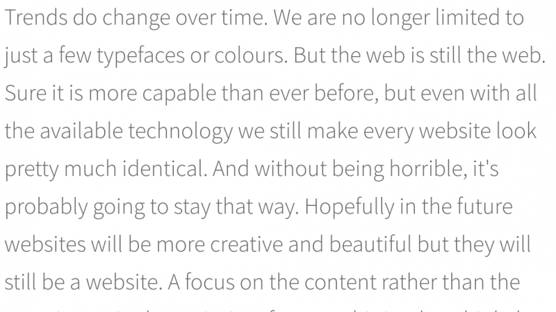 Ironic complaint about #faintdesign in the middle of an interesting post about AR web https://shanehudson.net/2016/10/23/websites-as-they-are-now-but-with-a-twist