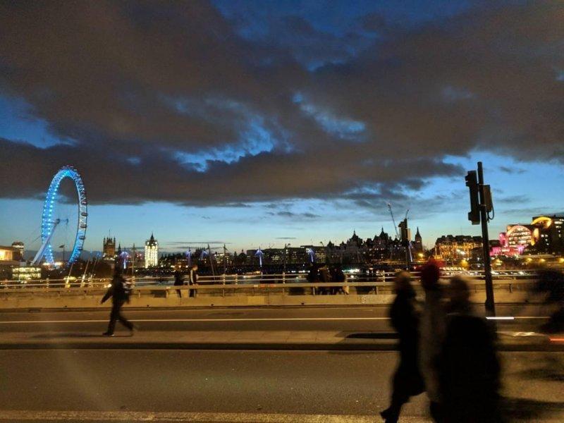 Waterloo sunset 🌇