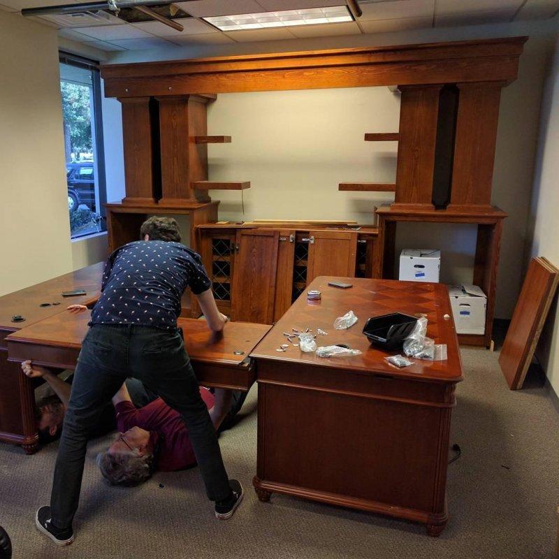 Office assemble