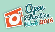 Open Education Week 2016 Logo