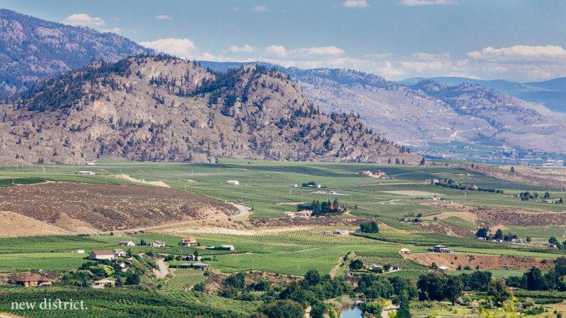 13 breathtaking photos of British Columbia wine country