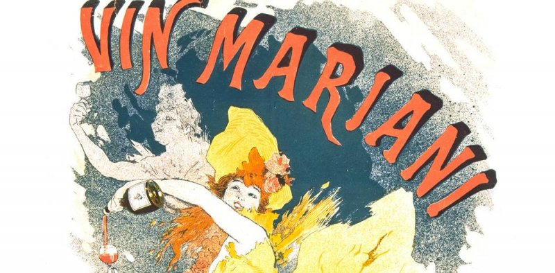 The curious story of 'Vin Mariani'