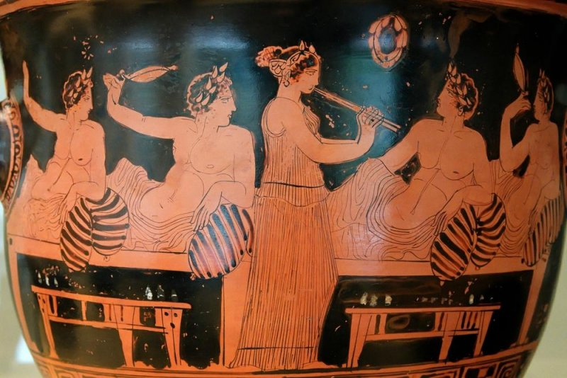 Party hosting tips from Ancient Greece