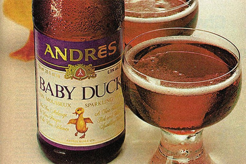 A short history of Baby Duck, Canada's favourite wine