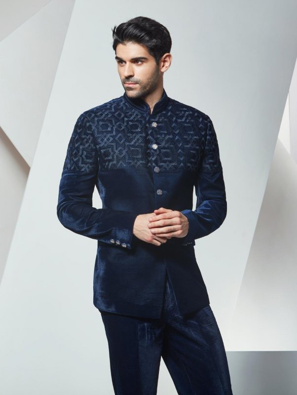 Buy designer suits, Indo western men online | Parivarceremony