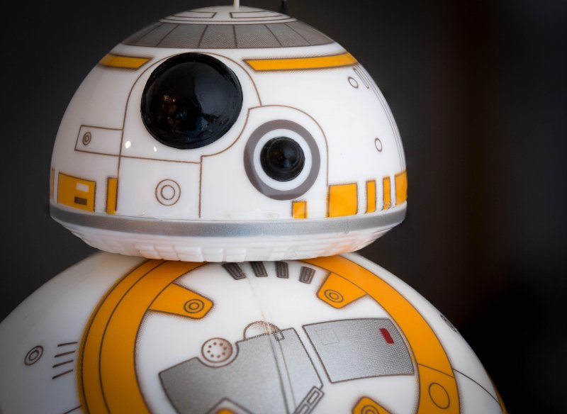 BB8 - DOF blend using E-M1 focus bracketing