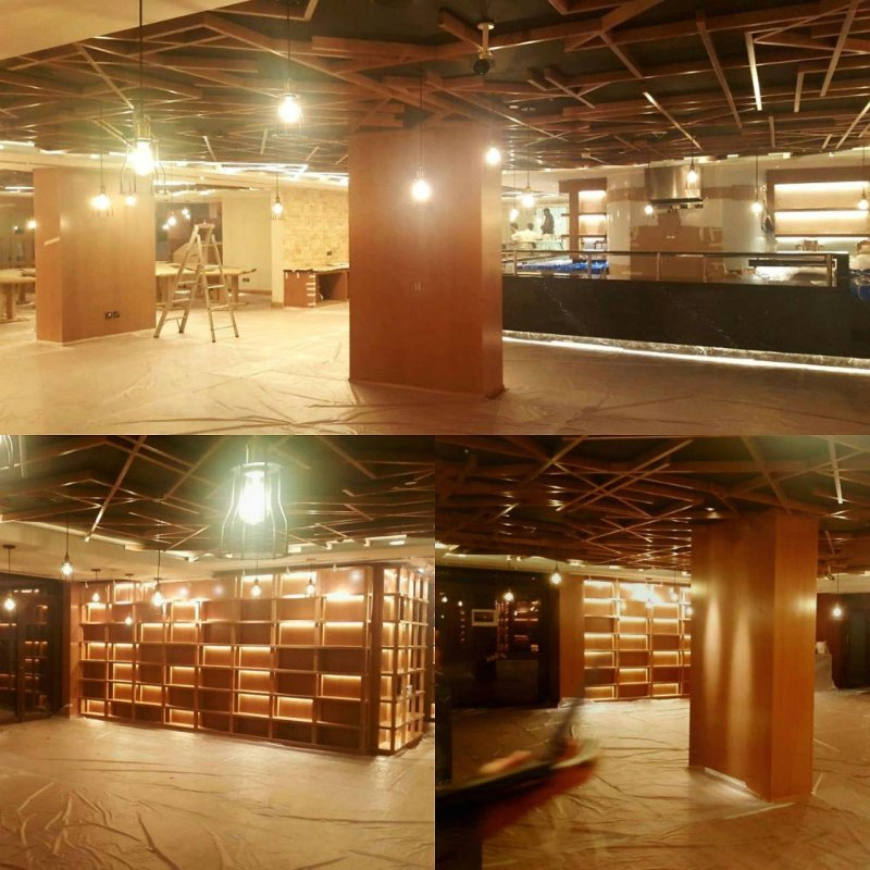 Turnkey interiors and associated services in Dubai