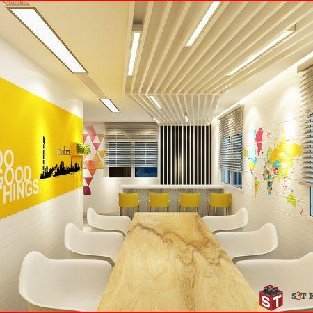 Office Fit Out Solution in Dubai