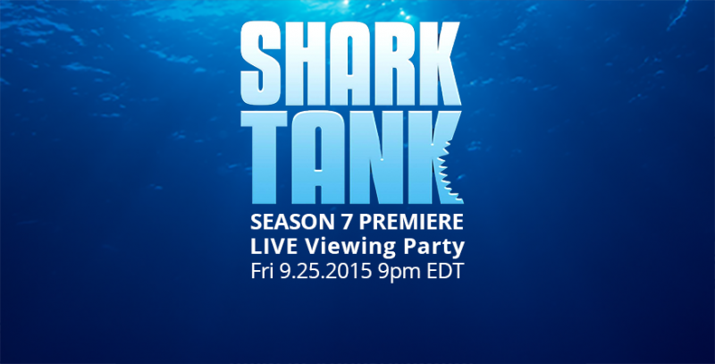 #SRQ fans of #SharkTank: Join our LIVE viewing party for Season 7 Premiere 9/25! https://www.facebook.com/events/880923861962425/