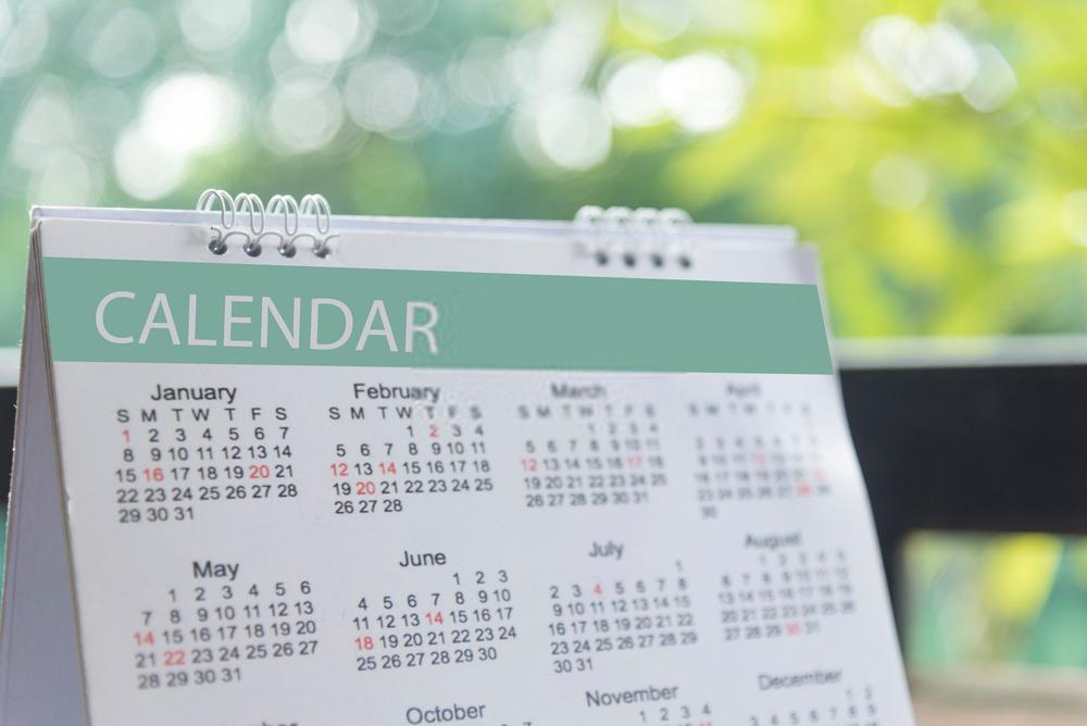 Control Your Own Calendar