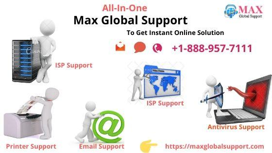 Max Global Support