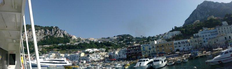 Capri, juillet 2015