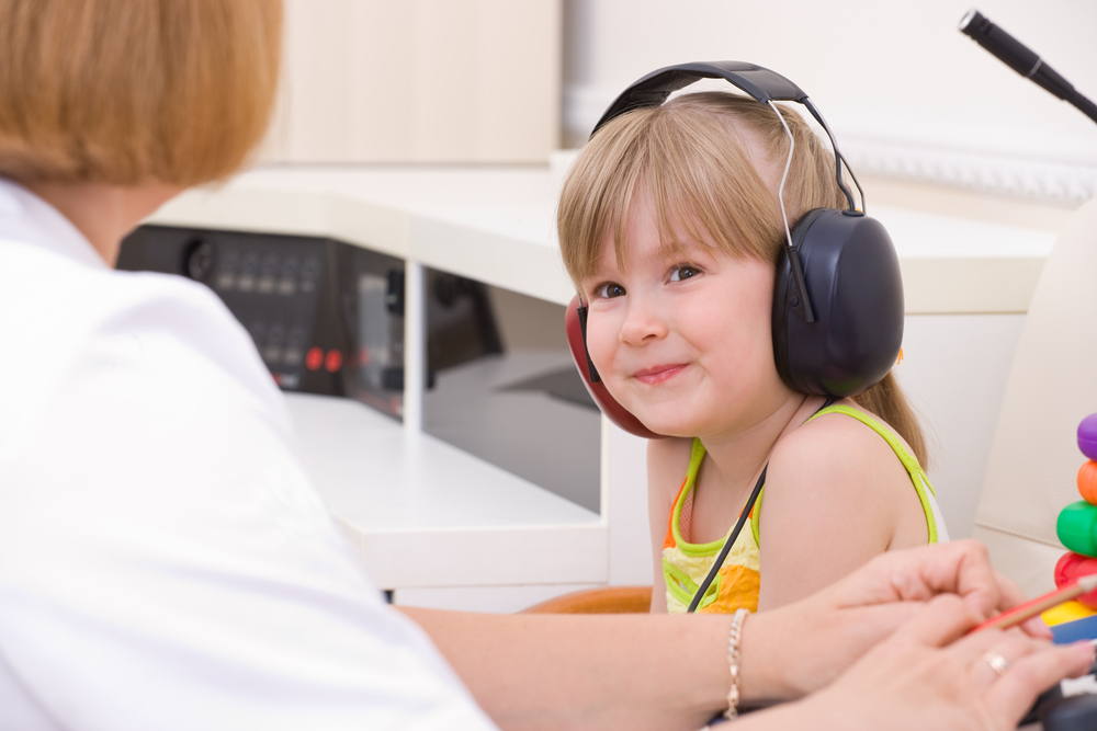 hearing test for children