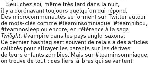 Meetup #sommeil du 2015-01-21. Cherche témoins #teaminsomniaque #teamhibou #teamnosleep